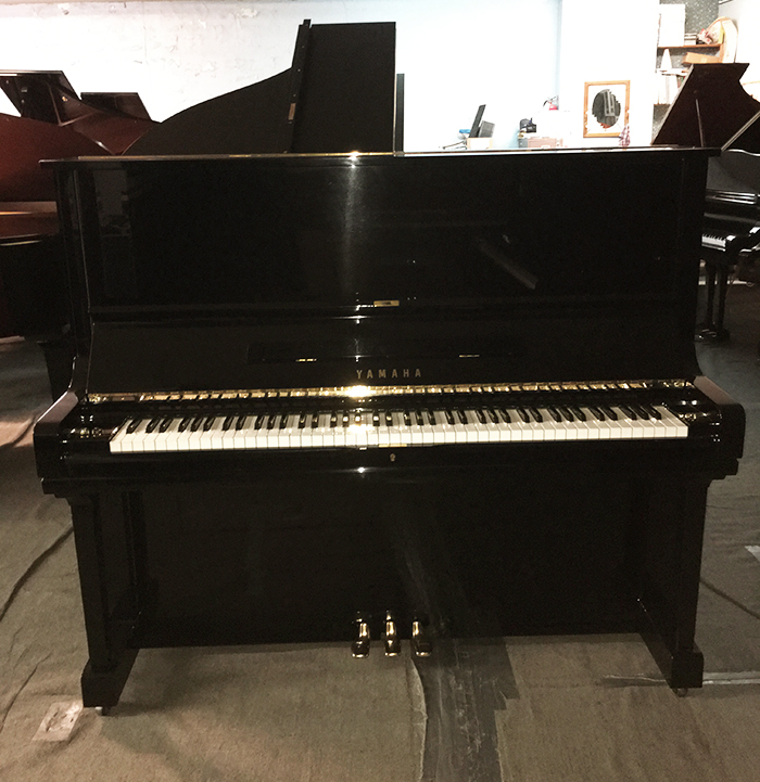 Yamaha Upright U3 Piano For Sale - Jack Whitby Piano - Dallas