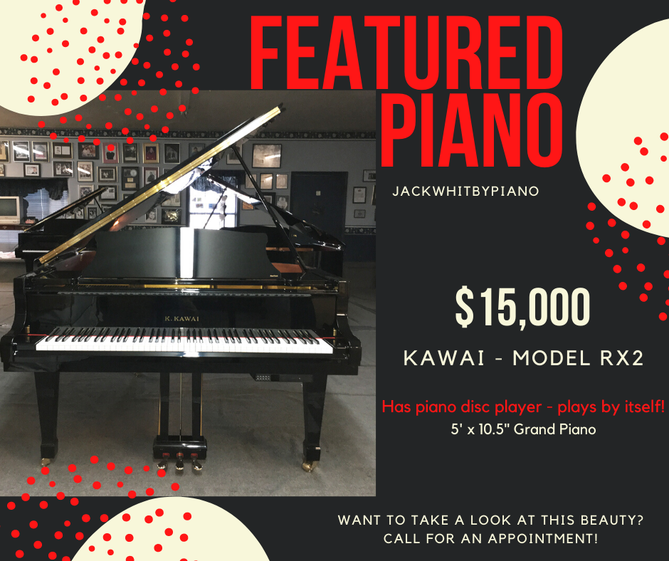 Used Pianos for Sale Dallas | Jack Whitby Piano