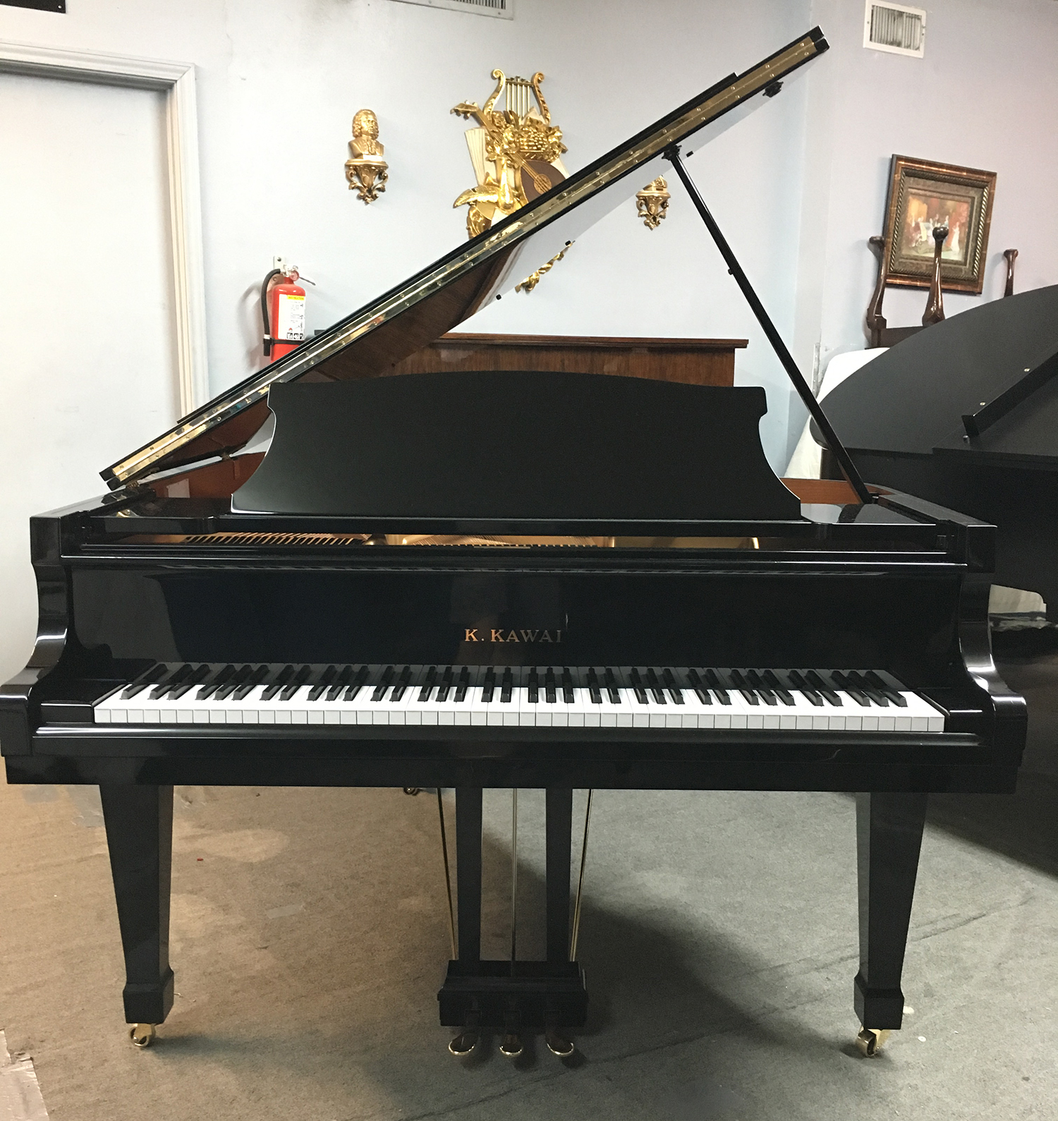 Kawai KG3 For Sale | Jack Whitby Piano - Dallas
