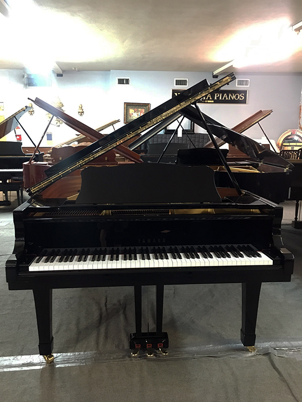 Yamaha Grand for Sale - Dallas TX - Jack Whitby Piano