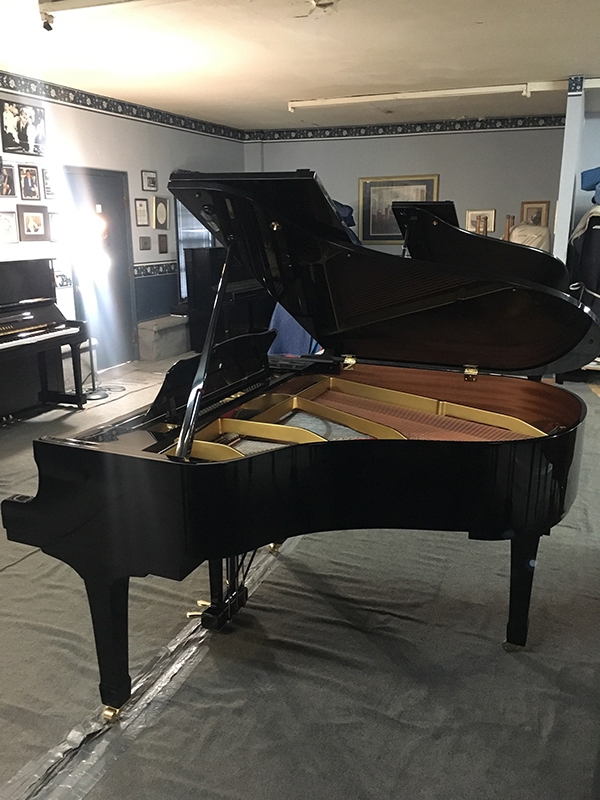 Yamaha Grand G2 for Sale - Dallas TX - Jack Whitby Piano