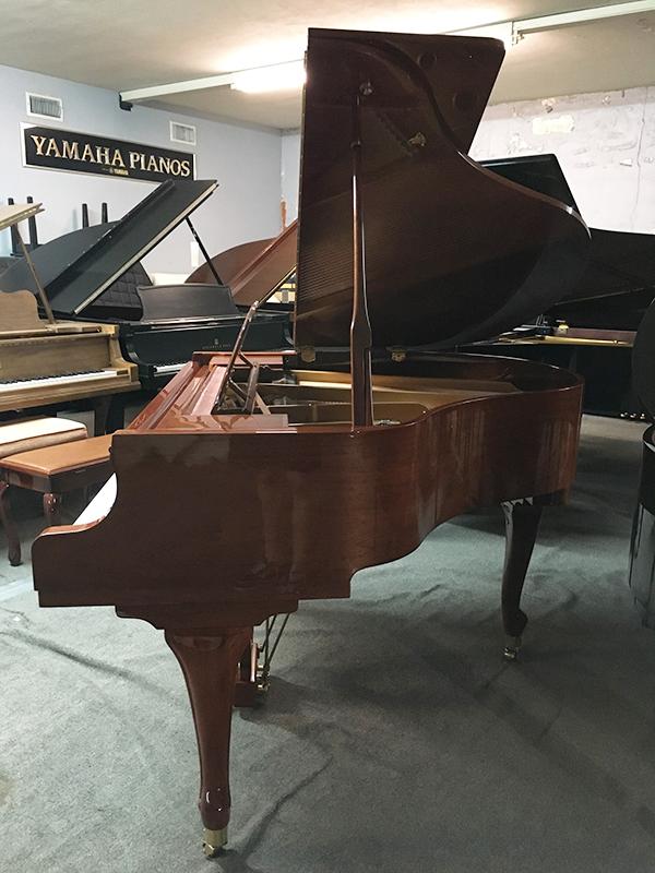 Bernhard Steiner Piano for Sale - Dallas