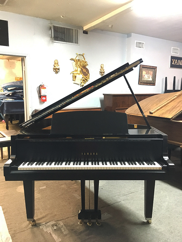Yamaha Baby Grand for Sale - Dallas TX - Jack Whitby Piano