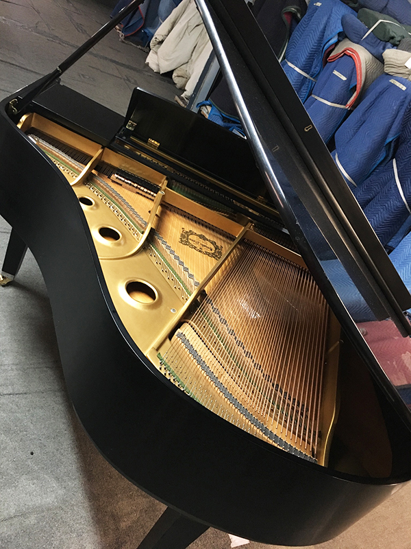 Boston Baby Grand made by Steinway for sale | Jack Whitby Piano